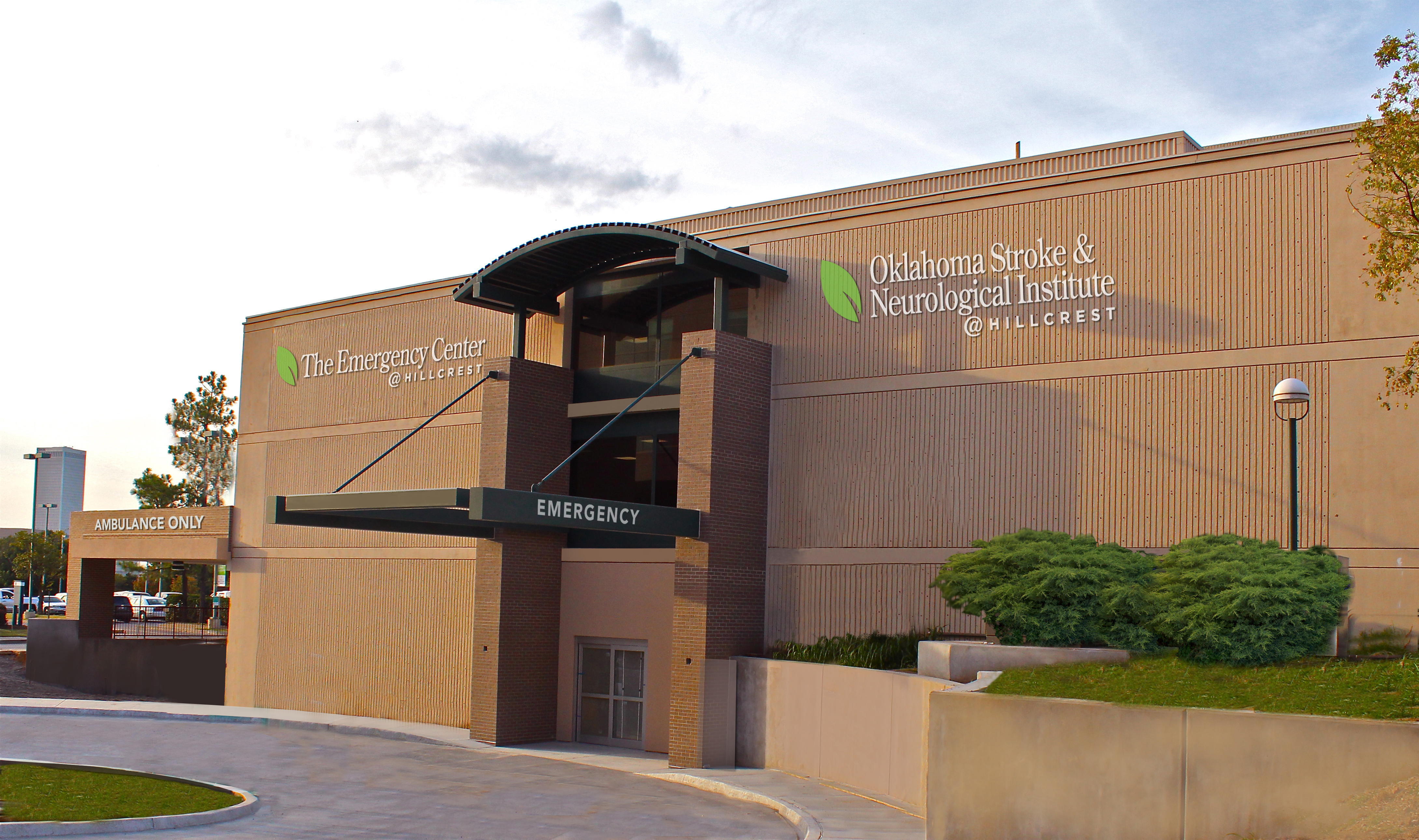 Emergency Room at Hillcrest Medical Center Tulsa Oklahoma