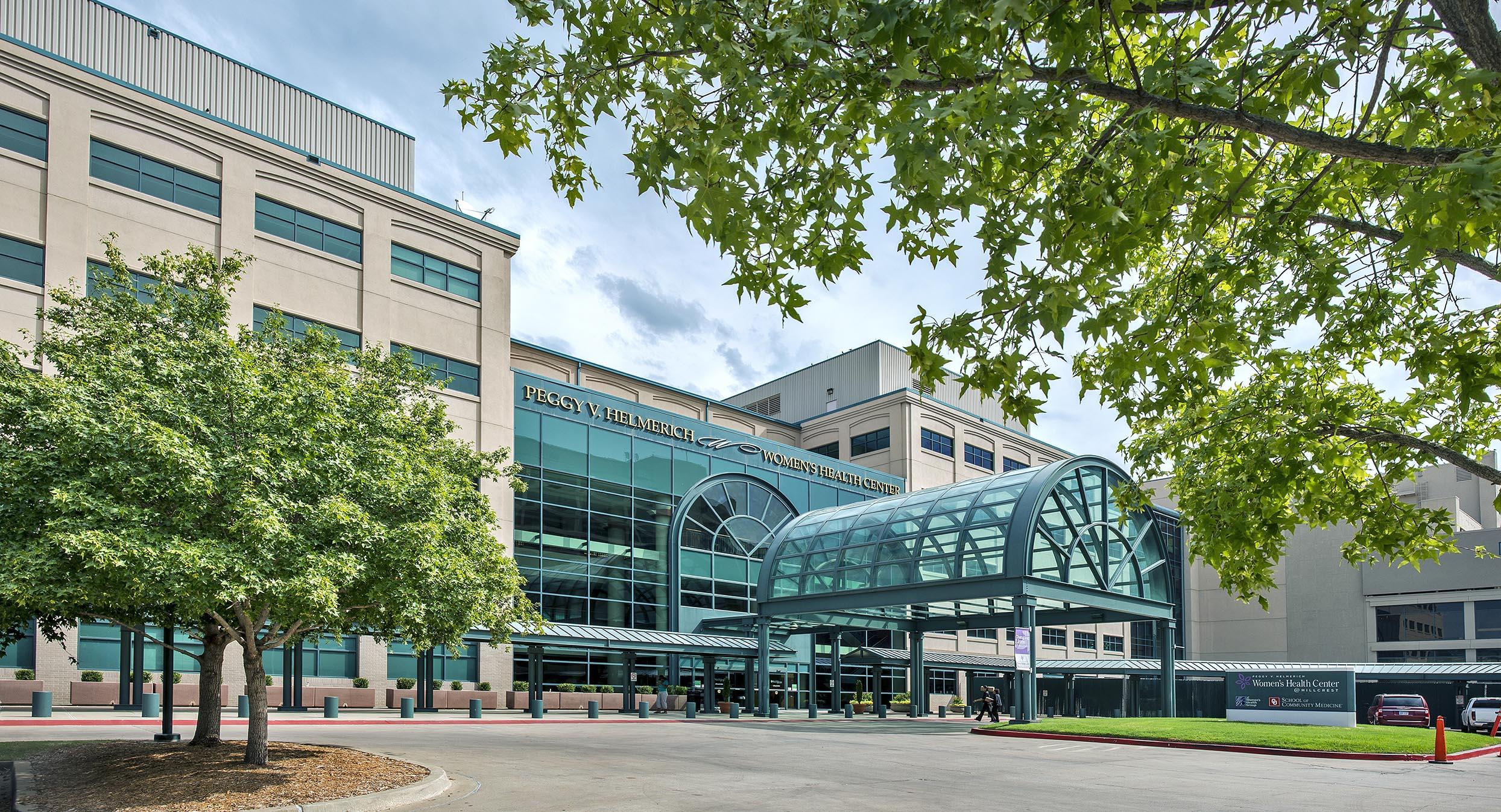Hospital Visitor Guide Tulsa