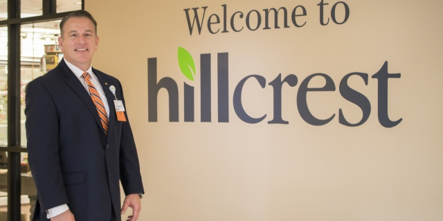 Hillcrest Leadership Series: Interview with Farron Sneed
