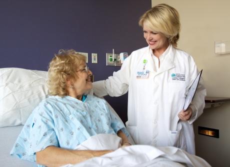 Senior Care Leanne Helmerich Hillcrest